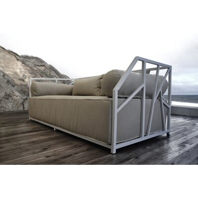Nidum Deep Seating Daybed with Cushions