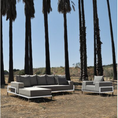 Sectional Set Cushions Frame - Product photo