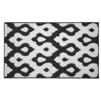 Caravello Dark Gray Area Rug