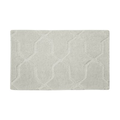 Pearl Drona Bath Mat Size: 24 x 17, Color: Cream Puff
