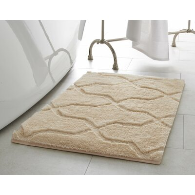 Pearl Drona 2 Piece Bath Mat Set Color: Berber