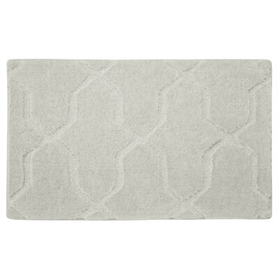 Pearl Drona Bath Mat Color: Cream Puff, Size: 32 x 20