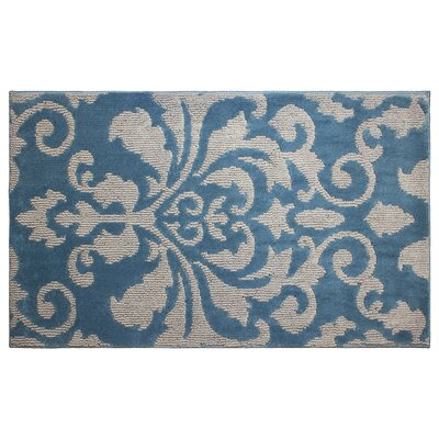 Rox Blue Lagoon/Gray Area Rug