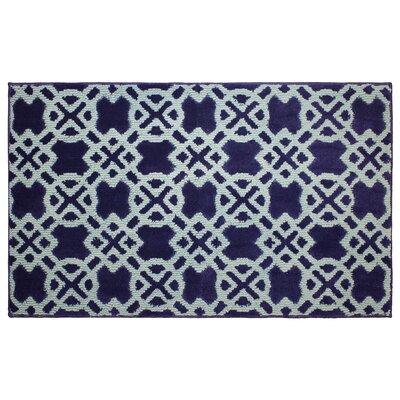 Tazo Navy/Mineral Blue Area Rug