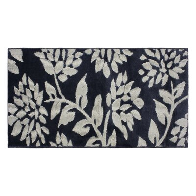 Melly Grey/Berber Area Rug Rug Size: 24 x 4