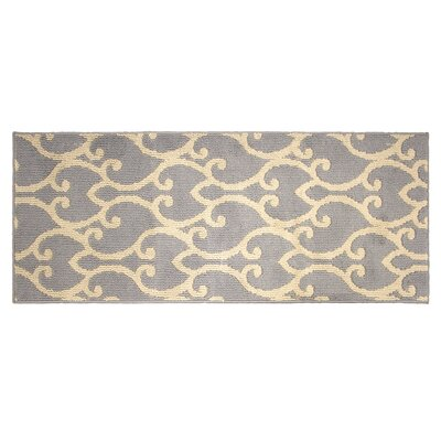Donnie Gray/Beige Area Rug
