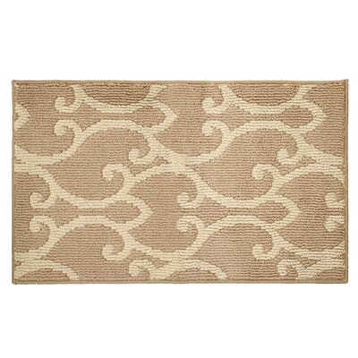 Donnie Beige Area Rug Rug Size: 18 x 210
