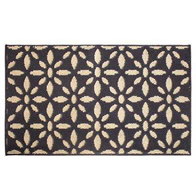 Kelsey Gray/Berber Area Rug Rug Size: 2 x 34