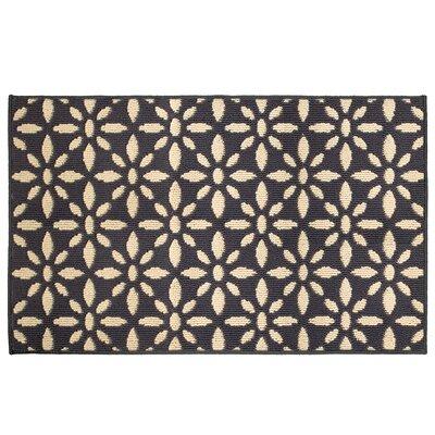 Kelsey Gray/Berber Area Rug Rug Size: 24 x 4