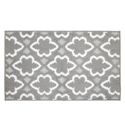 Dashi Gray/White Area Rug