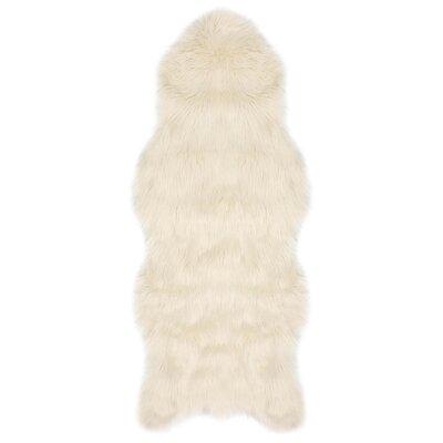 Darcella Ivory Area Rug Rug Size: Novelty 1 10 x 5