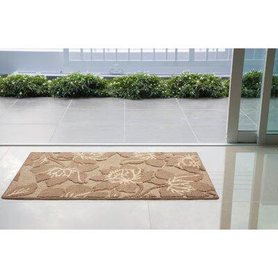 Kimmy Linen Area Rug Rug Size: 24 x 4