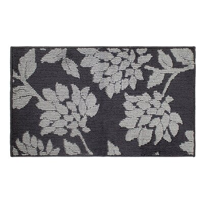 Stronghurts Loop Dark Gray/Gray Area Rug