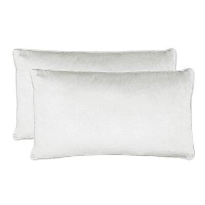 Creekwood Lumbar Pillow Color: Light Gray