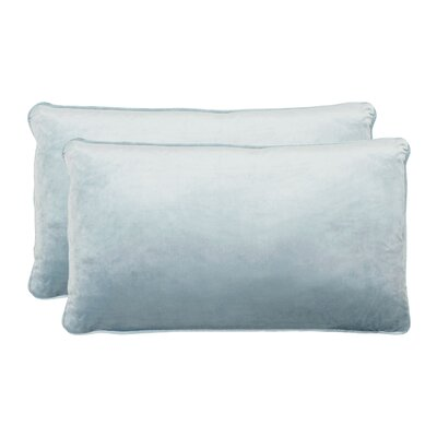 Creekwood Lumbar Pillow Color: Harbor Blue