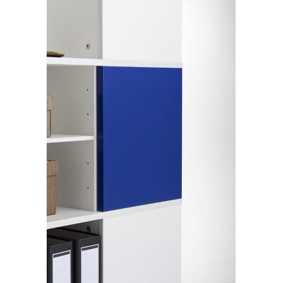Magnetic Boards for Cube Binder & File Carousel Shelving Color: Blue