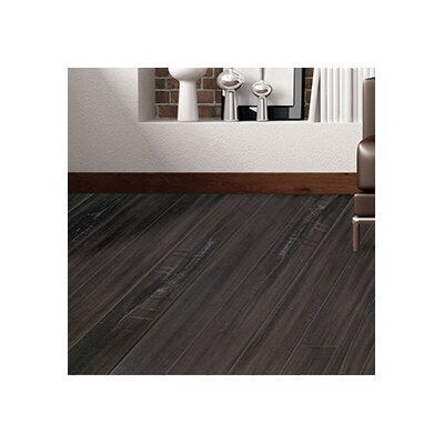 Timeless Revolution 6.5 x 48 x 12mm Canadian Maple Laminate Flooring in Midnight