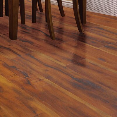 Timeless Revolution 6.5 x 48 x 12mm Canadian Maple Laminate Flooring in Grand Pebble
