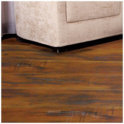 Timeless Revolution 6.5 x 48 x 12mm Canadian Maple Laminate Flooring in Iron Gate