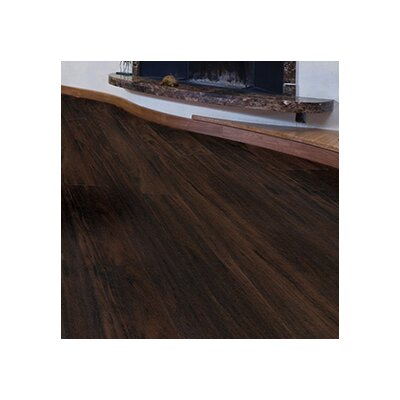 Cottage 6.5 x 48 x 12mm Various Laminate in Tobacco Ash
