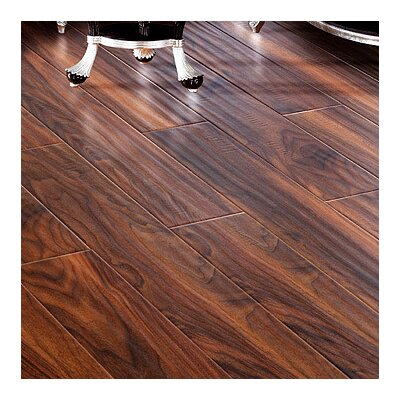 Exotic 5 5.25 x 64 x 12mm Walnut Laminate Flooring in Avante Garde