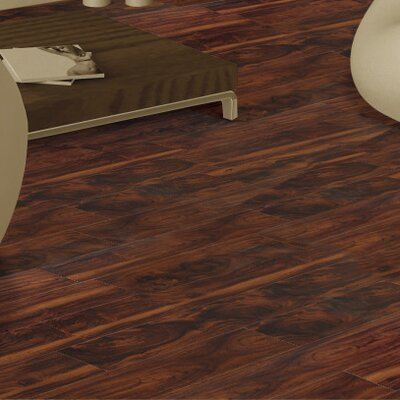Exotic 5 5.25 x 64 x 12mm Acacia Laminate Flooring in Hazel