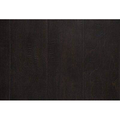 Elite 5 Revolution 5 x 48 x 12mm Birch Laminate Flooring in Alpha Carbon