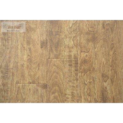 0.4 x 1.75 x 94 Birch T-Molding in Tropical Sandalwood