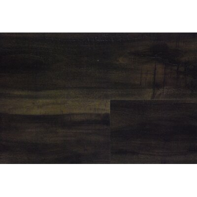 Cedar Engineered Click 6.5 x 48 x 6.5mm Luxury Vinyl Plank in Coal