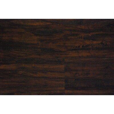 Cedar Engineered Click 6.5 x 48 x 6.5mm Luxury Vinyl Plank in Copper