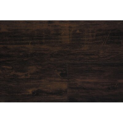 Cedar Engineered Click 6.5 x 48 x 6.5mm Luxury Vinyl Plank in Toffee