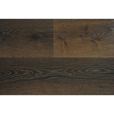 Oasis 8 x 48 x 12 mm European Oak Laminate Flooring in Gobi