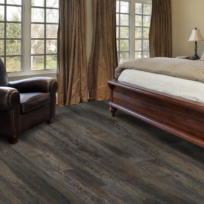 Cedar XL 7 x 60 x 6.5mm WPC Luxury Vinyl Plank in Castle