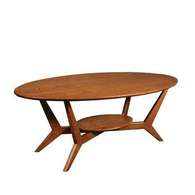 Coffee Table Finish: Quartersawn White Oak