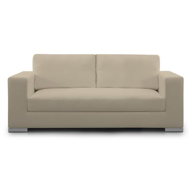 Space Sofa Upholstery: Beige