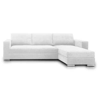 De Rosso XSPE64D/l266 Space Leather Modular Sofa