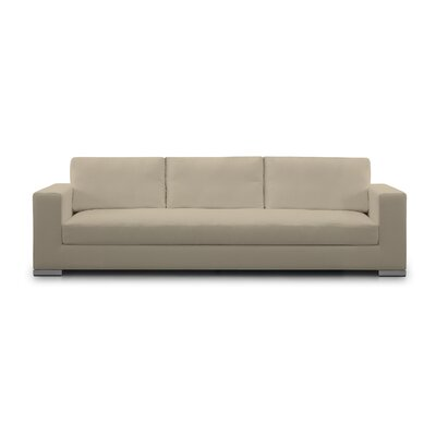 De Rosso XSP024/I266 Space Leather Modular Sofa