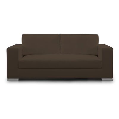 Space Sofa Upholstery: Brown