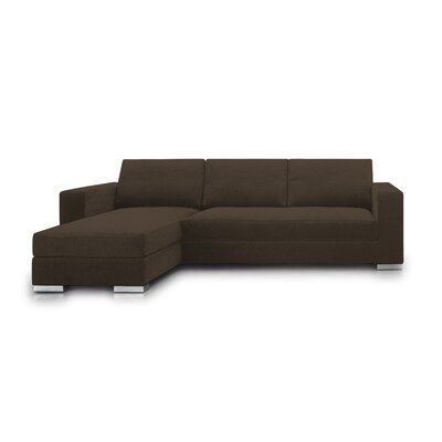 Space Sectional Upholstery: Brown