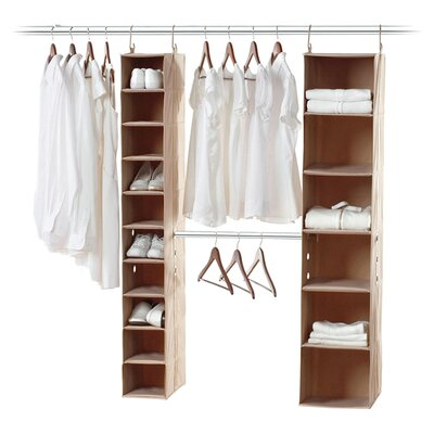 3-Piece Glenn Closet Organizer Set