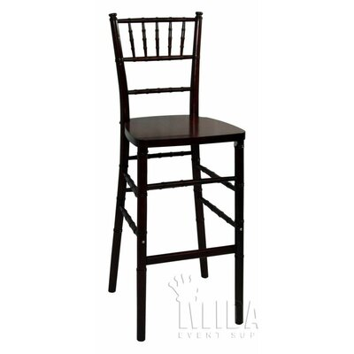 Legacy Bar Stool Finish: Fruitwood