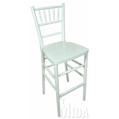 Legacy Bar Stool Finish: White