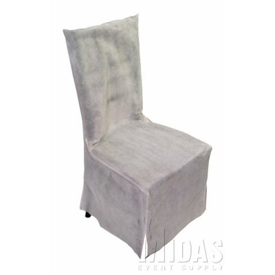 Legacy White Chiavari Chair Slipcover