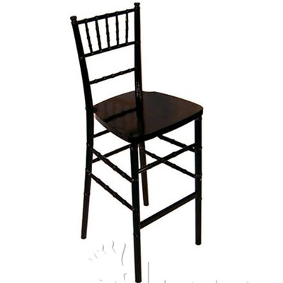 Legacy Bar Stool Finish: Black