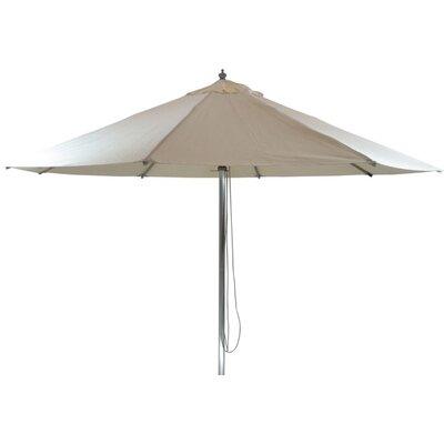 9.5' Market Umbrella Color: Natural 303003
