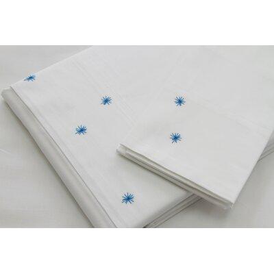 Delano 230 Thread Count 100% Cotton Sheet Set Size: Queen
