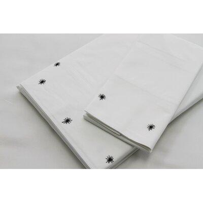 Delano 230 Thread Count 100% Cotton Sheet Set Size: King