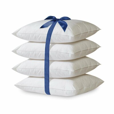 Hypoallergenic Bed Down Alternative Pillow Size: Queen