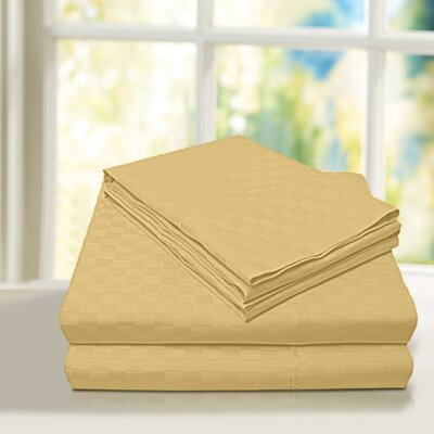 Beverly Hills 600 Thread Count 100% Cotton Egyptian Quality Sheet Set Color: Taupe, Size: Full