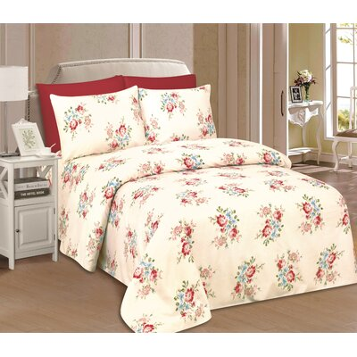 Ryles Microfiber Sheet Set Size: Twin
